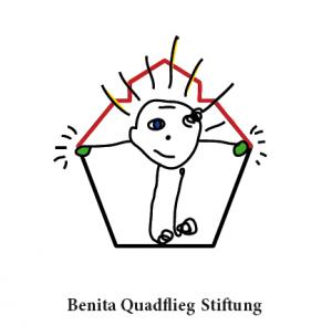 Logo mit Schriftzug ohne -
